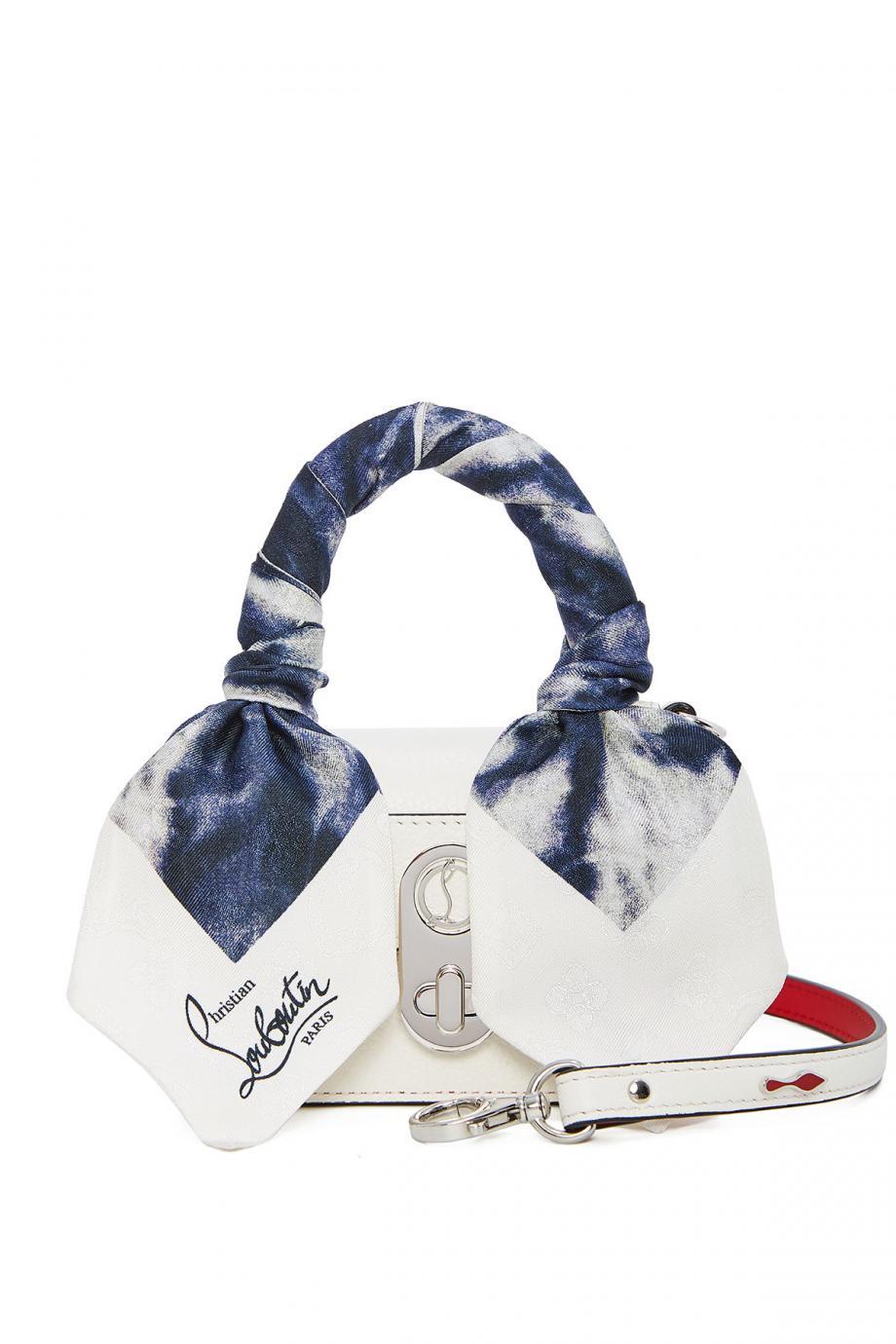 Elisa mini leather bag