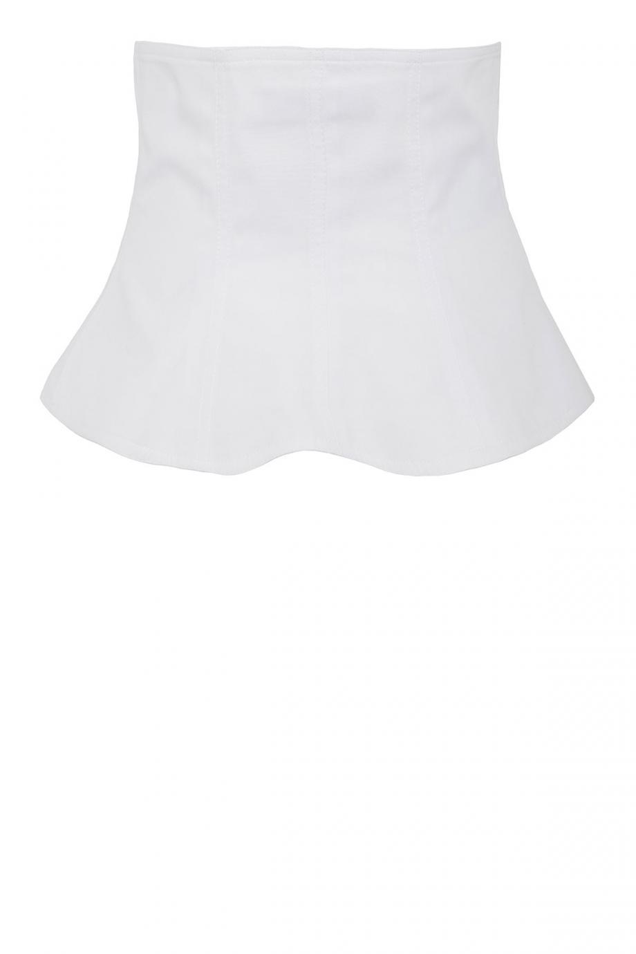 Cotton corset belt