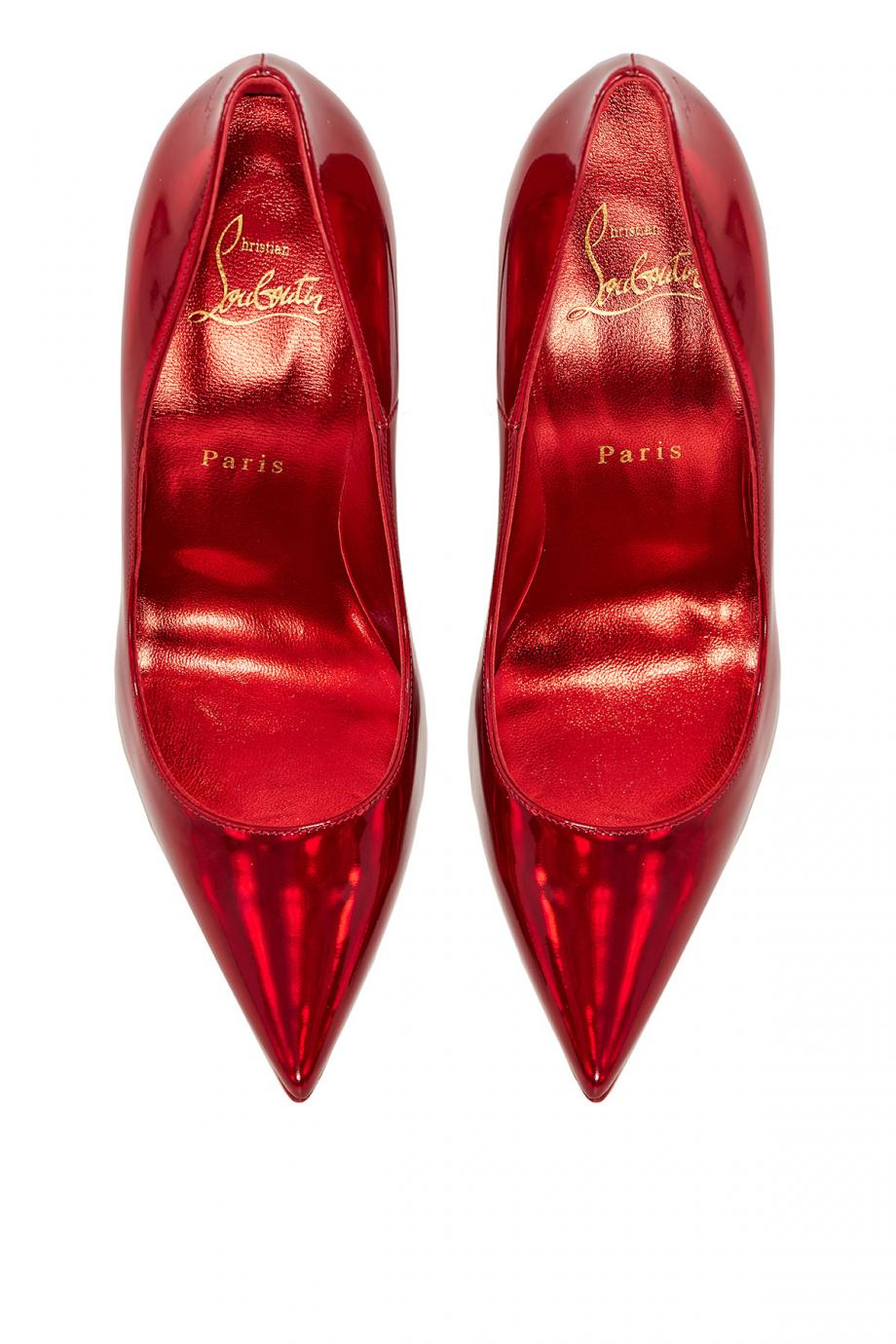 So Kate patent-leather pumps